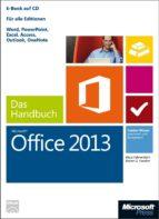 Microsoft Office 2013 - Das Handbuch (ebook)