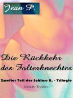 DIE RÜCKKEHR DES FOLTERKNECHTES