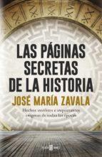 Las páginas secretas de la historia (ebook)