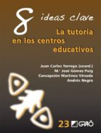 8 ideas clave. La tutoría en los centros educativos (ebook)