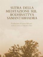 Sutra della Meditazione sul Bodhisattva Samantabhadra (ebook)