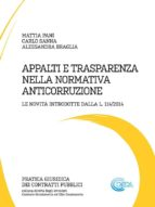 Appalti e trasparenza nella normativa anticorruzione (ebook)