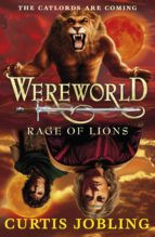 WEREWORLD: RAGE OF LIONS (BOOK 2)