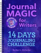 Journal Magic for Writers 14 Days Journaling Challenge (ebook)
