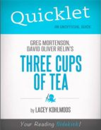 QUICKLET ON GREG MORTENSON AND DAVID OLIVER RELIN'S THREE CUPS OF TEA