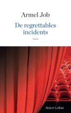 De regrettables incidents (ebook)