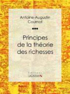 Principes de la théorie des richesses (ebook)