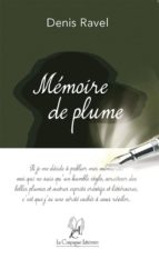 Mémoire de Plume (ebook)