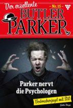Der exzellente Butler Parker 15 – Krimi (ebook)