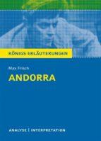Andorra von Max Frisch. (ebook)