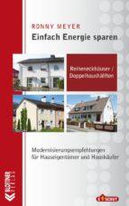 Reiheneckhäuser / Doppelhaushälften (ebook)