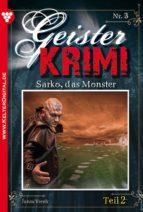 Geister-Krimi 3 Teil 2 - Gruselroman (ebook)