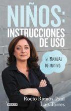 NIÑOS: INSTRUCCIONES DE USO. EL MANUAL DEFINITIVO