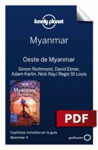 MYANMAR 4. OESTE DE MYANMAR