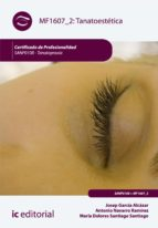 Tanatoestética. SANP0108