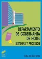 Departamento de gobernanta de hotel (ebook)