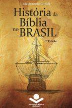 História da Bíblia no Brasil (ebook)