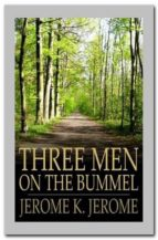 Three Men on the Bummel (ebook)
