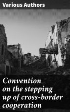CONVENTION ON THE STEPPING UP OF CROSS-BORDER COOPERATION