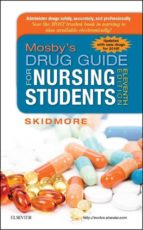 Mosby's Drug Guide for Nursing Students, with 2016 Update - E-Book (ebook)