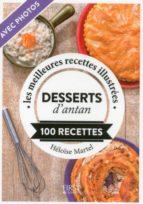 Desserts d'antan (ebook)
