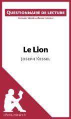 Le Lion de Joseph Kessel (ebook)