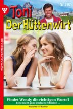 Toni der Hüttenwirt 297 – Heimatroman (ebook)