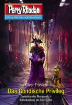 Perry Rhodan 2971: Das Gondische Privileg (ebook)