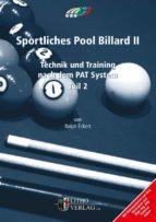 Sportliches Pool Billard II (ebook)