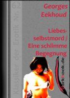 Liebesselbstmord / Eine schlimme Begegnung (ebook)