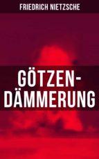 Götzen-Dämmerung (ebook)