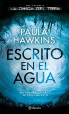 Escrito en el agua (ebook)
