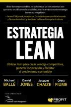 Estrategia lean