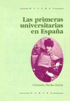 Las primeras universitarias en España 1872-1910