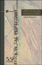 Ética de la ayuda humanitaria (ebook)