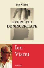 Exercitiu de sinceritate (ebook)