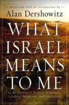 What Israel Means to Me (ebook)