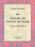 Épisode de l'histoire de Russie (ebook)