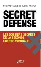 Secret défense (ebook)