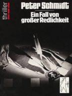 EIN FALL VON GROßER REDLICHKEIT