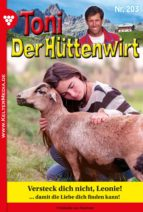 Toni der Hüttenwirt 203 – Heimatroman (ebook)