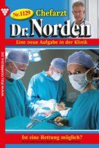 CHEFARZT DR. NORDEN 1129 ? ARZTROMAN