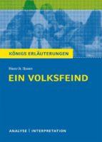 Ein Volksfeind. Königs Erläuterungen. (ebook)
