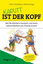 Kaputt ist der Kopf (ebook)