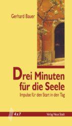 Drei Minuten für die Seele (ebook)