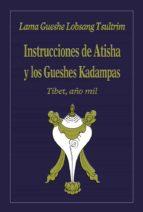 Instrucciones de Atisha y los Gueshes Kadampas (ebook)