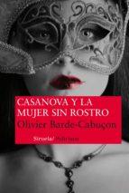 Casanova y la mujer sin rostro (ebook)