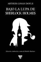 Bajo la lupa de Sherlock Holmes (ebook)