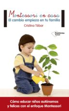 Montessori en casa (ebook)