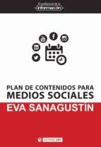 Plan de contenidos para medios sociales (ebook)